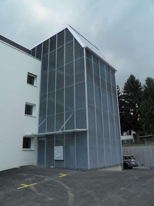 J.-Cl. Perrenoud » Habillage cage escalier
